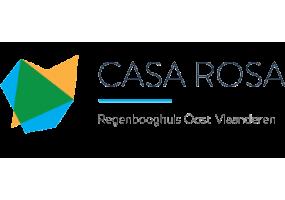 logo Casa Rosa Oost-Vlaanderen