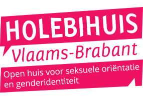 logo Holebihuis Vlaams-Brabant